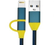 Charge & Data Cable 2in1 A-130