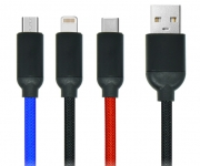 Charging Cable 3in1 A-37
