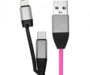 Charge & Data Cable 2in1 A-109